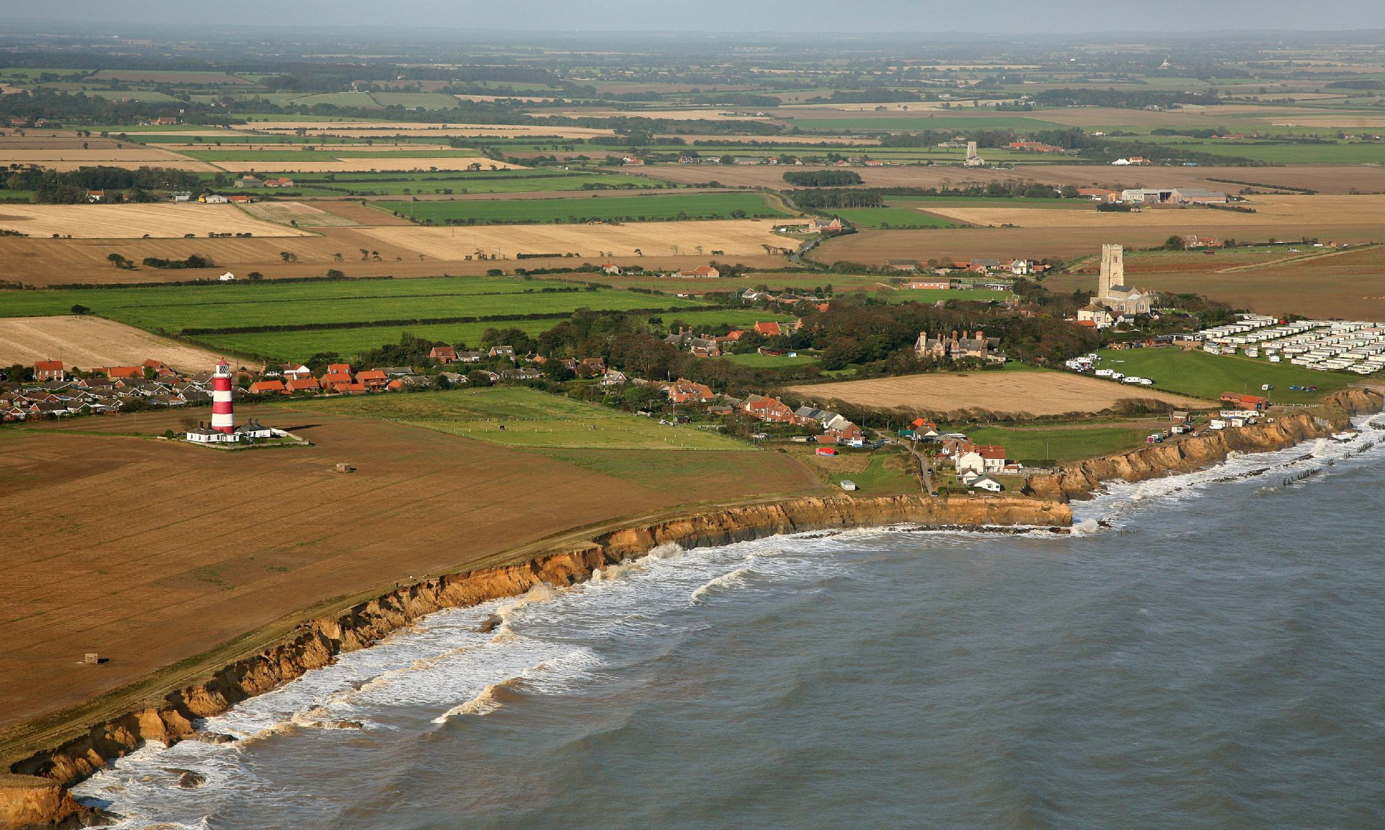 Happisburgh Village Website